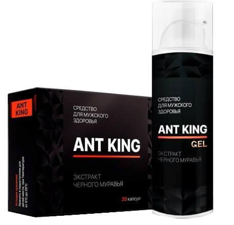 Ant King для увеличения члена
