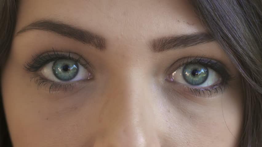 Глаза партнерши