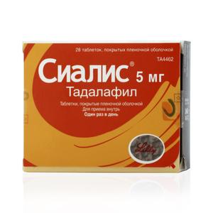 Сиалис - возбуждающие таблетки