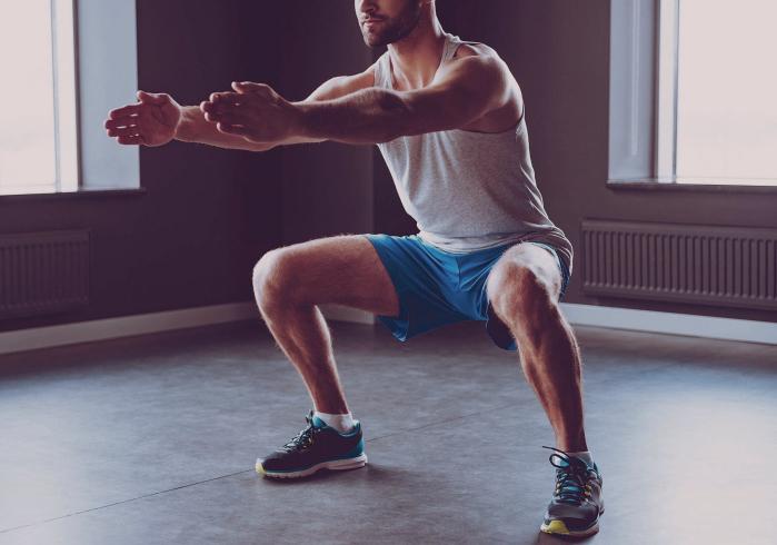 Упражнения Кегеля для мужчин - как правильно выполнять в домашних условиях