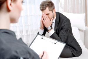 Стресс и психологические проблемы