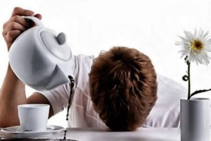 Усталость и стресс как причина непродолжительного секса