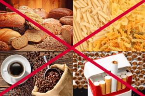 Плохая эрекция, слабая потенция, импотенция - вредные продукты, которые влияют на это