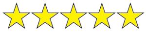 5 звезд