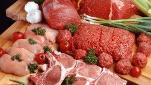Мясо в качестве афродизиаков, продукты