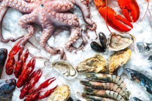 Морепродукты в качестве афродизиаков для мужчин, потенции