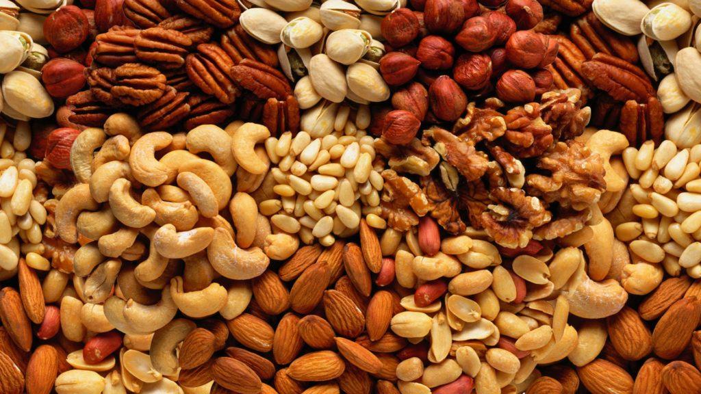 Орехи, бобовые продукты в качестве афродизиаков для мужчин