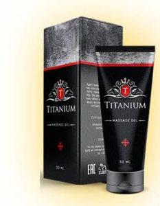 Titanium Gel (Титаниум) для увеличения мужского члена - где купить, отзывы