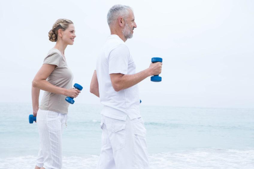 Бег трусцой и подвижный образ жизни от простатита