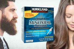 Миноксидил - эффективность