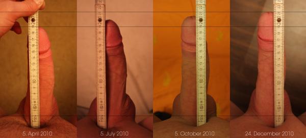 Джелкинг - результат до и после
