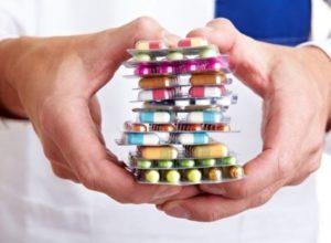 Категории таблеток от простатита
