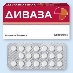 Диваза - препарат от импотенции