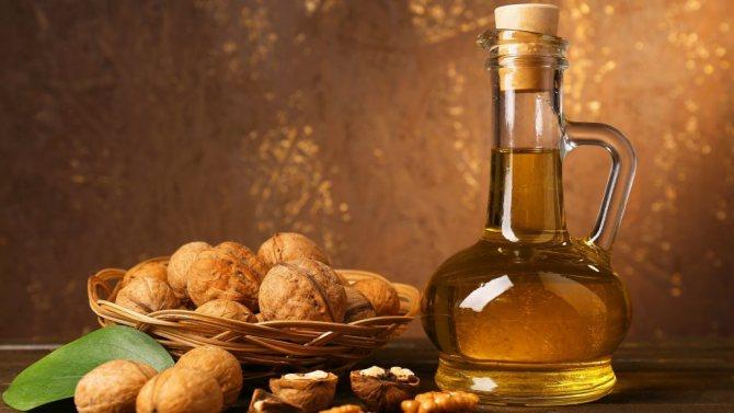 Настойка из водки с грецким орехом для потенции
