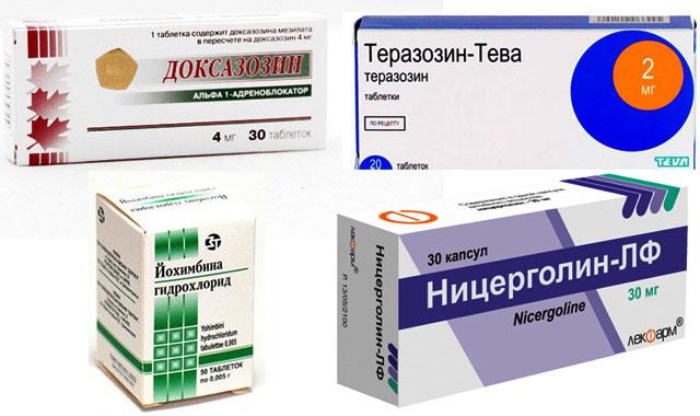 Препараты от импотенции