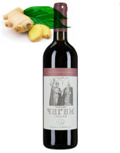 Вино с имбирем - народный рецепт для лечения импотенции