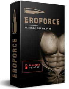 EroForce таблетки для потенции