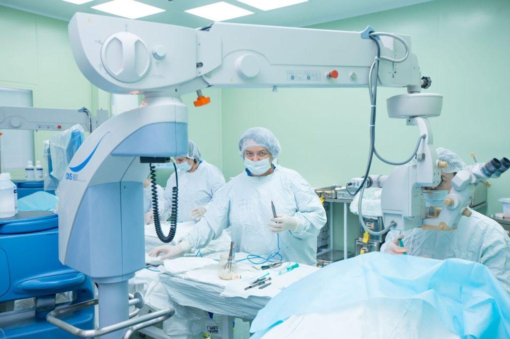 Хирургические операции для снижения чувствительности головки